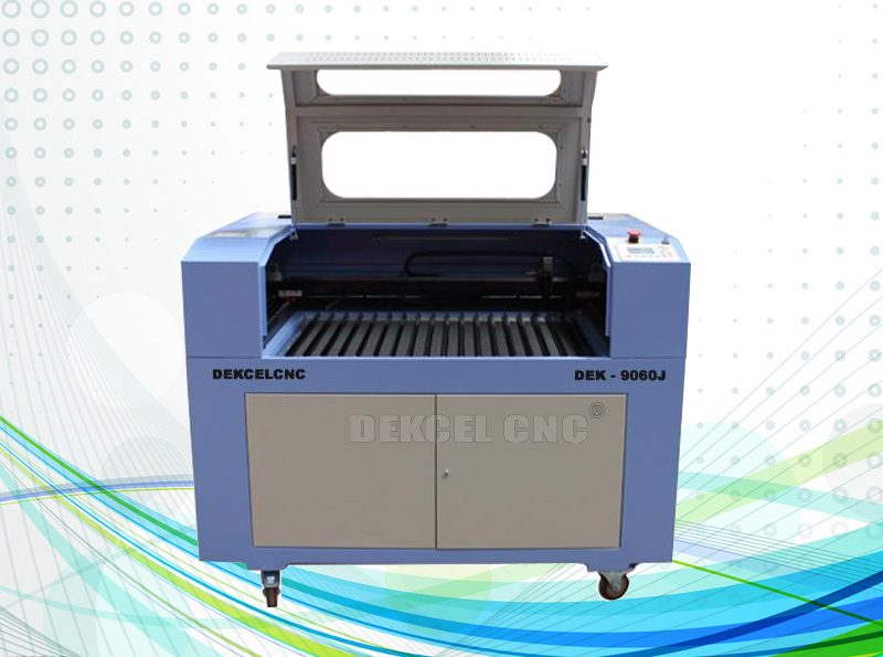 Cheap but quality second hand  100w 80w 9060 co2 laser cutter engraver for wood acrylic