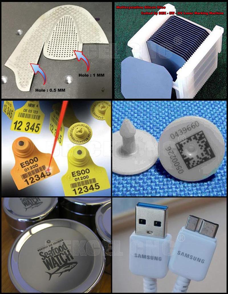 china cnc uv laser marking machine price