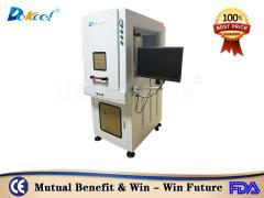 5w cnc UV laser marking machine for nonmetal manufacturer