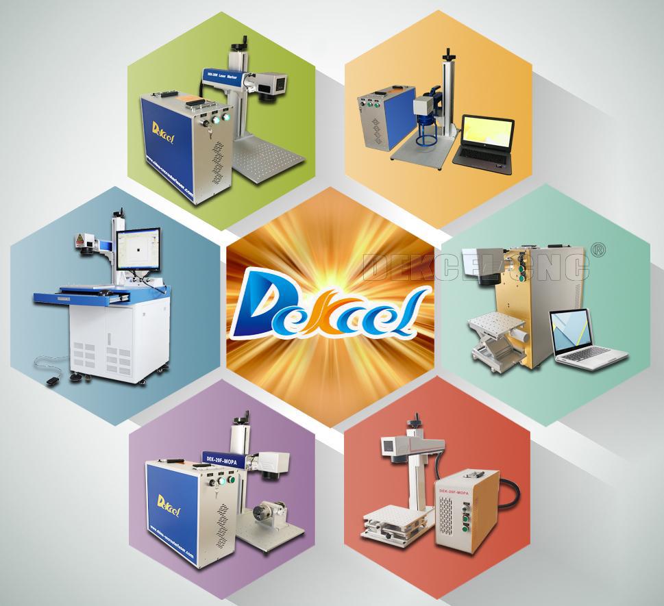 cnc mopa fiber laser marking machine for logo brand with best price
