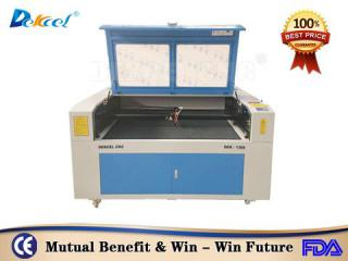 1390 co2 cnc laser cutter machine for rubber leather sale