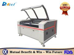 Dekcelcnc® Second Hand 9060 80w Cnc Co2 Laser Engraving Machine for wood rubber