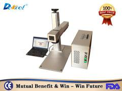 30w mini JPT mopa cnc laser color marking machine for sale