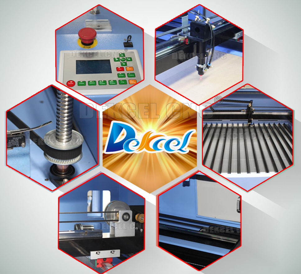 80w 100w 1390 co2 laser cuttingmachine for MDF acrylic