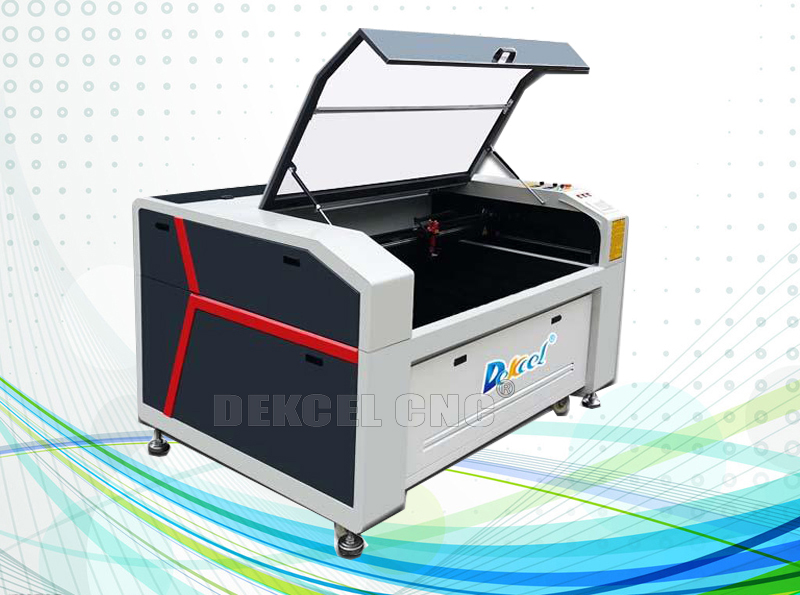 secondhand 100w co2 cnc laser cutting machine for foam steel