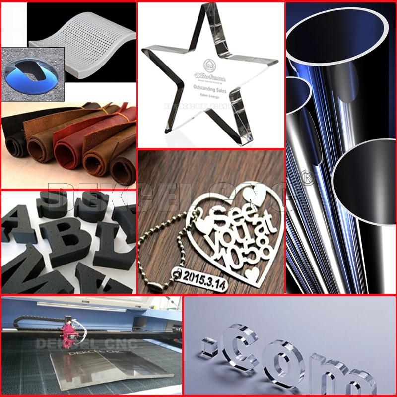 9060 cnc co2 laser cutter for steel, foam acrylic