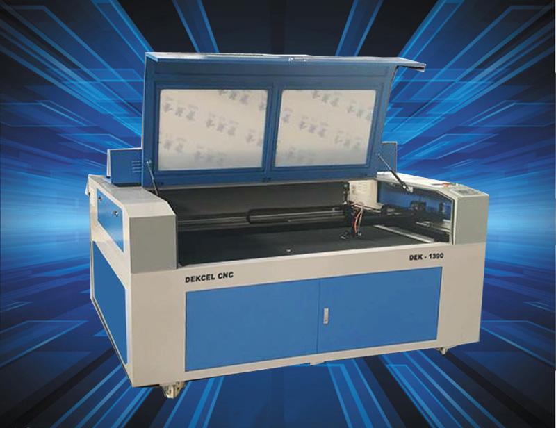 1390 80W 100W CNC CO2 laser cutting machine for paper acrylic