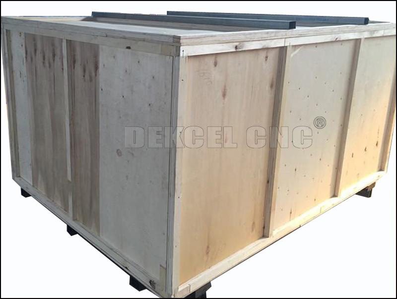 80w 1390 cnc co2 laser cutting machine plywood packaging case