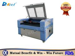 Dekcelcnc® 1390 100W Cnc Co2 Laser Cutter for foam Acrylic Steel Cutting
