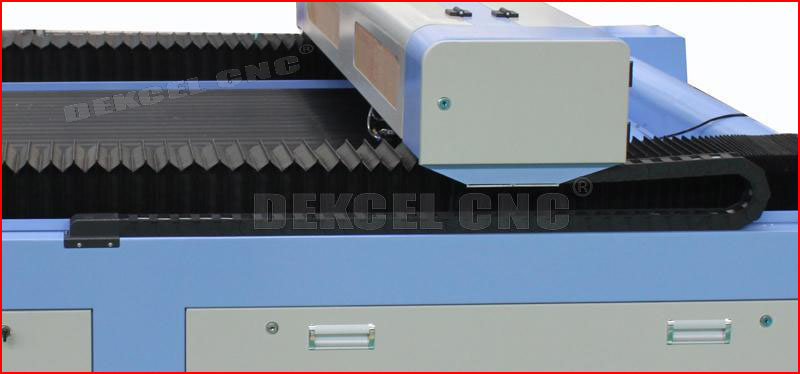 100w co2 laser cutter dust cover
