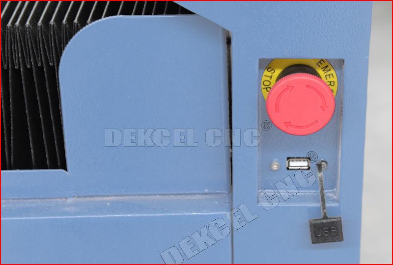 100w co2 laser cutter emergency stop