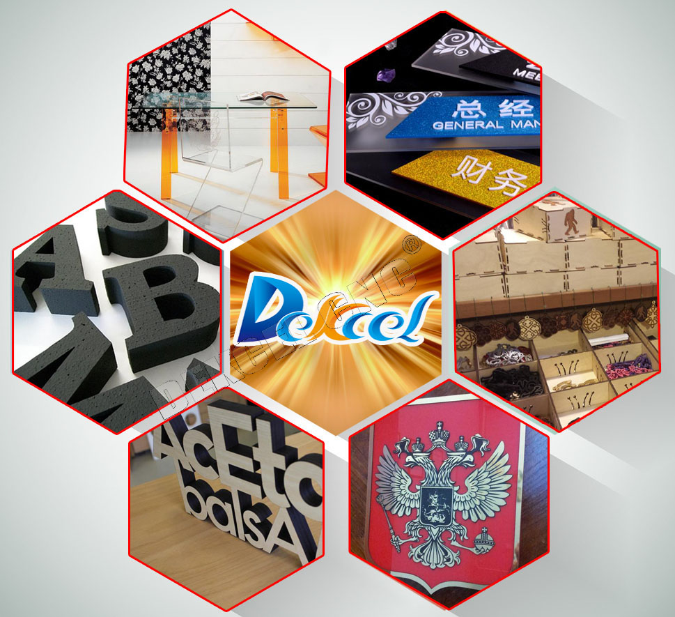 1318 100w cnc co2 laser cutting mahcine for acrylic MDF WOOD with best price