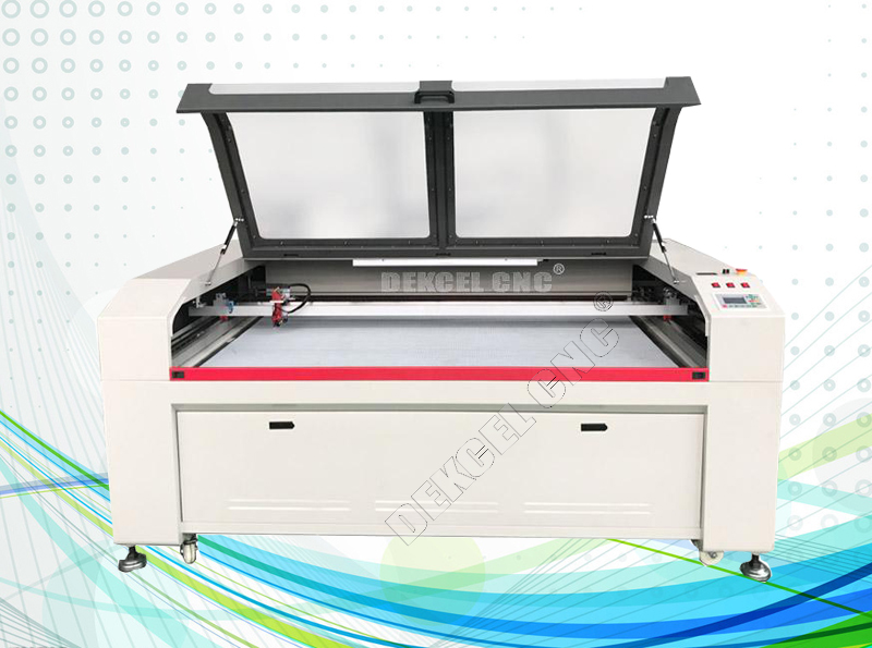 1812 co2 laser cutting mahcine for wood mdf pvc