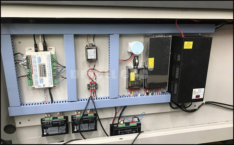 cnc co2 laser cutting machine control box