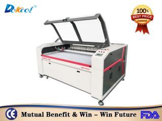 Dekcelcnc®1390 100w Cnc Co2 Laser Cutting Machine for Wood MDF PVC  For Sale