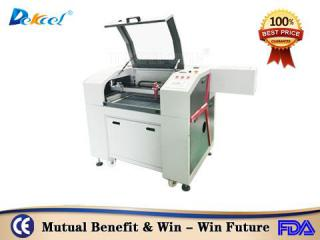 Factory price 9060 100w cnc laser cutting machine for paper cloth