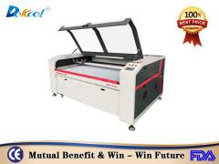 Reci 100W co2 cnc laser cutter machine for paper leather favorable price