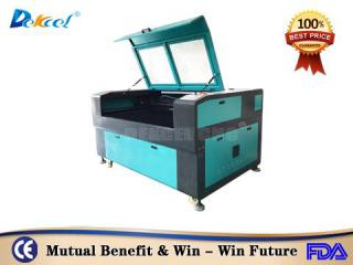 Low price co2 laser glass leather wood engraving machine China manufacturer
