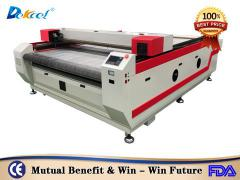 Cheap cnc cloth fabric leather laser cutter machine for sale