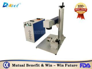 Favorable price fiber mini laser marking machine for stainless steel metal